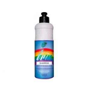 Shampoo Kamaleão Color Limpeza Cosmética Arco Íris 300ml 14589