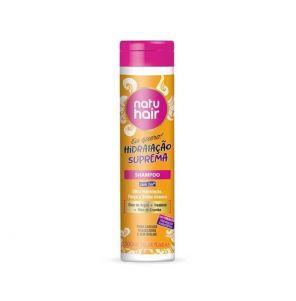 Shampoo Natu Hair Hidratação Suprema 300ml