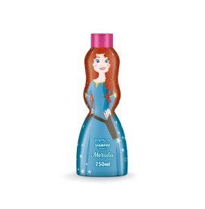 Shampoo Infantil Impala Disney Princesa Merida 250ml