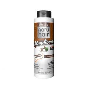 Shampoo Natu Hair Mandioca 500Ml