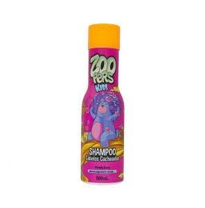 Shampoo Zoopers Cacheados 500ml