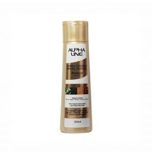 Shampoo Alpha Line Minuto Saudavel Ondas Classicas 300ml