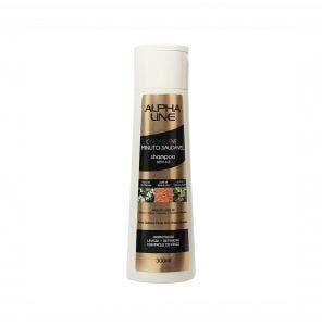 Shampoo Alpha Line Minuto Saudavel Ondas Leves 300ml
