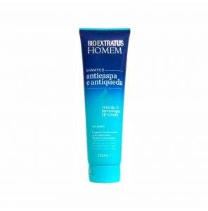 Shampoo Anticaspa Bio Extratus Homem 250ml