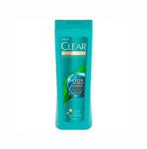 Shampoo Anticaspa Clear Detox Diario 200ml