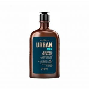 Shampoo Anticaspa Urban Men Ipa 3X1 240Ml