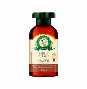 Shampoo Bio Extratus Botica Henna E Oliva 270ml