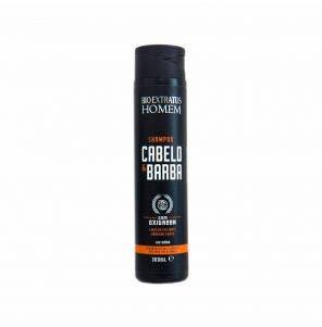 Shampoo Bio Extratus Cabelo E Barba 300ml
