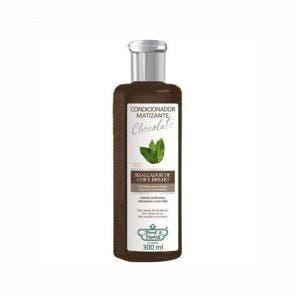 Shampoo Flores E Vegetais Matizante Chocolate 300ml