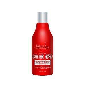 Shampoo Forever Liss Red 300Ml