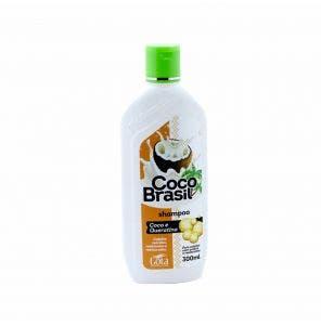 Shampoo Gota Dourada Coco Brasil Queratina 300Ml