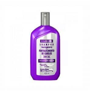 Shampoo Gota Dourada Desamarelador 430Ml