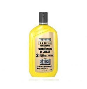 Shampoo Gota Dourada Extraordinar Combate A Queda 430Ml