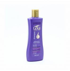 Shampoo Gota Dourada Jaborandi E Ervas Fortes 340Ml