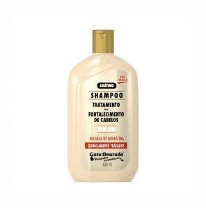 Shampoo Gota Dourada Quimicamente Tratados 430Ml