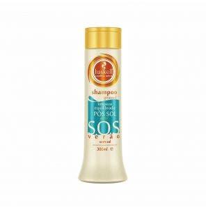 Shampoo Haskell Pos Sol Sos Verao 300Ml