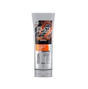 Shampoo Helcla Multiação Pro Brilho Diário 400Ml