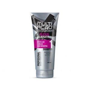 Shampoo Helcla Multiação Pro SOS Queratina 400Ml
