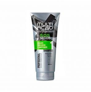 Shampoo Helcla Multiacao Pro Sos Secos 400Ml