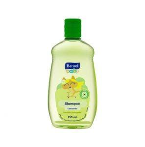 Shampoo Infantil Baruel Baby Camomila 210ml