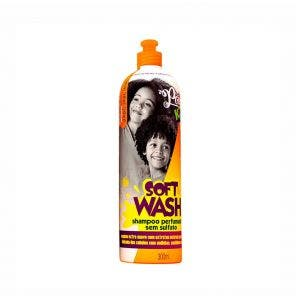 Shampoo Infantil Beauty Color Soft Wash 300Ml