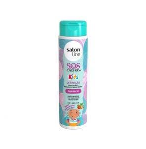 Shampoo Infantil Salon Line Sos Definição 300ml