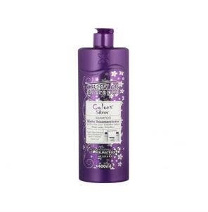 Shampoo Kelma Colors Silver 400Ml