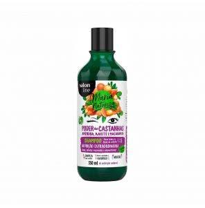 Shampoo Maria Natureza Poder Castanhas Nutricao 350Ml