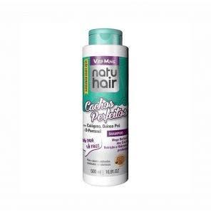 Shampoo Natu Hair Cachos Perfeitos 500Ml