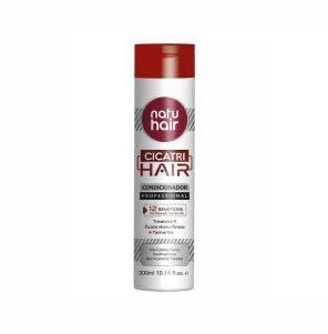 Shampoo Natu Hair Cicatri Hair 300Ml