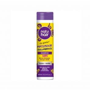 Shampoo Natu Hair Matizador 300Ml