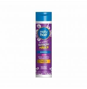 Shampoo Natu Hair Nutricao Magica 300Ml
