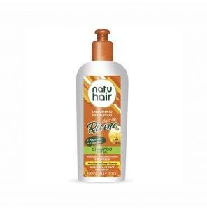 Shampoo Natu Hair Sos Oleo De Ricino 300Ml
