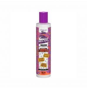 Shampoo Novex Enroladas Crespa 300Ml