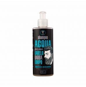Shampoo Organica Acqua For Men 3X1 250Ml