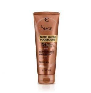 Shampoo Siàge Nutrição óleos Poderosos 250ml