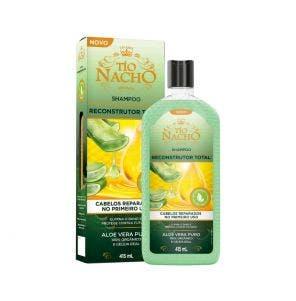 Shampoo Tio Nacho Reconstrutor 415ml
