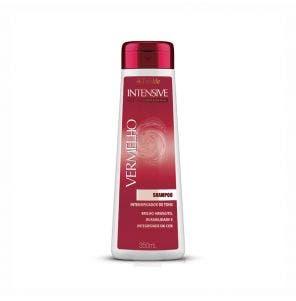 Shampoo Triskle Intesificador Tons Vermelho 350Ml