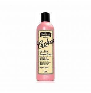 Shampoo Yamasterol Less Poo Cachos 320Ml