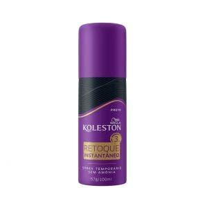 Spray Retoque De Raiz Koleston Preto 100ml