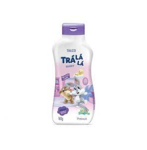 Talco Infantil Trá Lá Lá Baby Suave 160gr