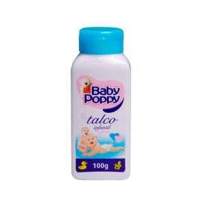 TALCO INFANTIL BABY POPPY 100G