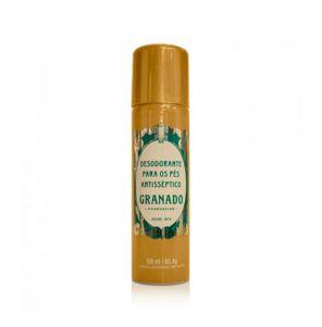 Desodorante Para Pés Aerosol Granado Antisséptico Tradicional 100ml