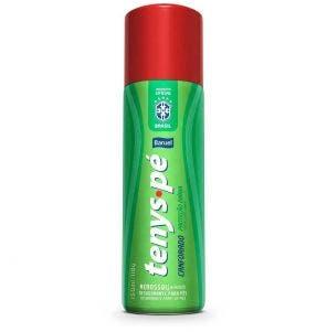 Desodorante Pés Aero Tênis Pé Baruel Canforado 150ml