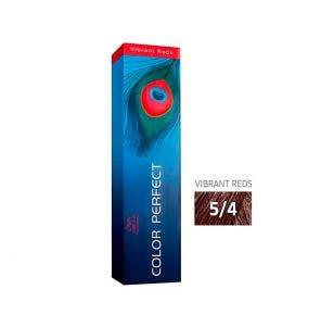 Tinta Color Perfect 5.4 Castanho Claro Avermelhado 60g