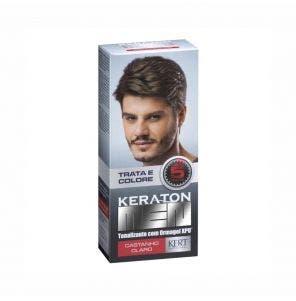Tonalizante Keraton Men Castanho Claro