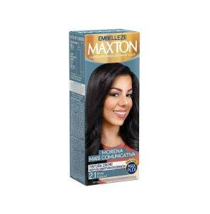 Tintura Maxton 2.1 Preto Especial