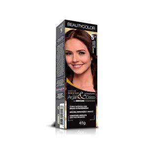 Tintura Beauty Color Ind 5.3 Castanho Claro Dourado
