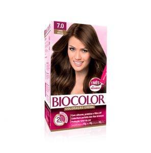 Tintura Biocolor 7.0 Louro Natural