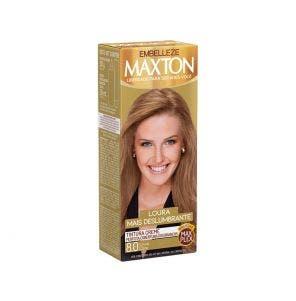 Tintura Maxton 8.0 Louro Claro Energia